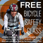 Urban Cycling 101 Classroom Workshop – UC Berkeley @ UC Berkeley, Wheeler Hall, room 20 | Berkeley | California | United States