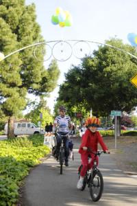 Come join the fun on the Ohlone Greenway! Photo courtesy Suzanne Iarla