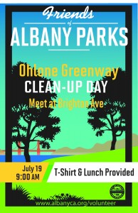 Friends of Albany Parks Ohlone NEW