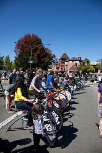 Sunday Streets, Berkeley @ Shattuck Avenue, Berkeley