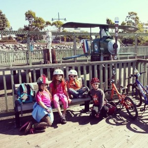 Geared 4 Kids: Family Bike Ride @ Grove Park playground | Berkeley | California | United States