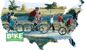 Bike to School Day @ From home to school | Albany | California | United States