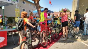 Solano Stroll – Volunteers Needed – AS&R is providing Free Bicycle Valet Parking! @ Tree Lot and Wells Fargo parking lot