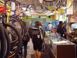 As-Is Bike Blowout at Street Level Cycles! @ Street Level Cycles/Waterside Workshops
