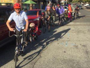 2019 Bike About Town Family Rides @ Bikes On Solano